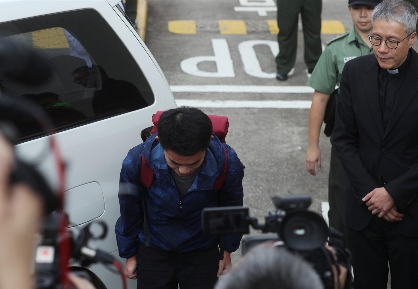媒体:陈同佳出狱反送台 这出戏要怎么看?