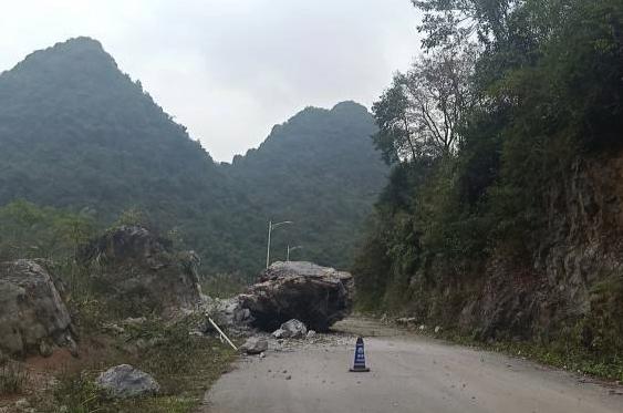 广西靖西发生5.2级地震 已造成1人死亡