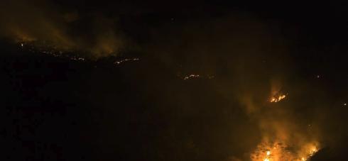 四川西昌森林火灾造成19人遇难 过火面积约1000公顷