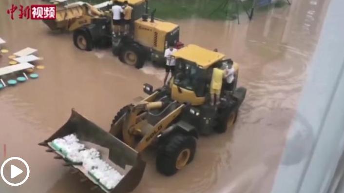 广西洪涝灾害致127.75万人受灾 直接经济损失超89亿