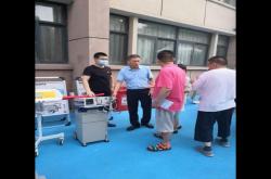 """郑大二附院外科党总支开展庆""""七·一""""主题活动"""