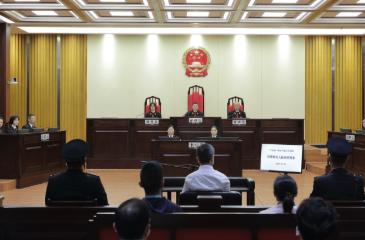 海口市委原书记张琦被控受贿1.07亿余元 当庭认罪