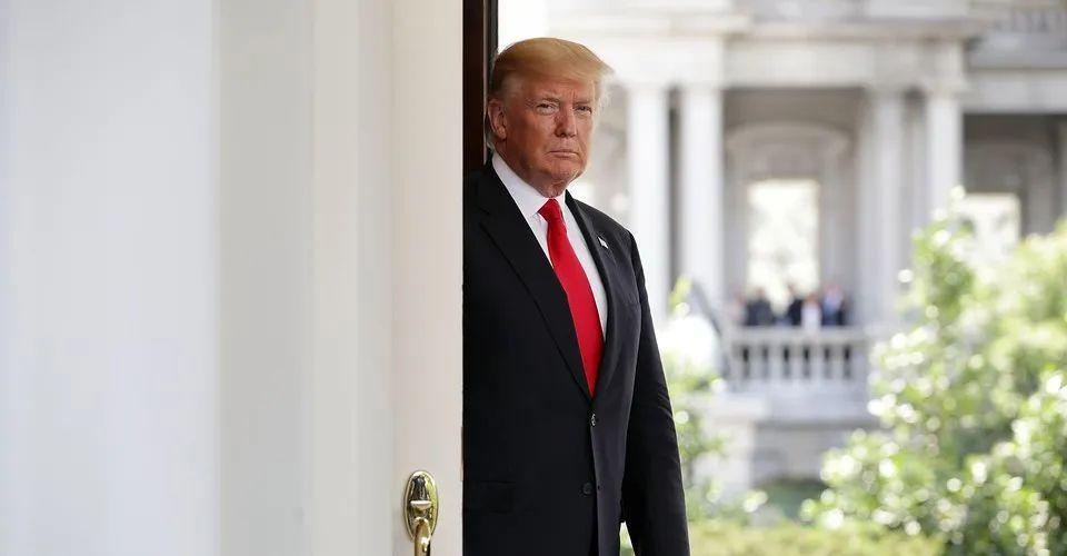 特朗普:若选举人团投票给拜登 我将离开白宫