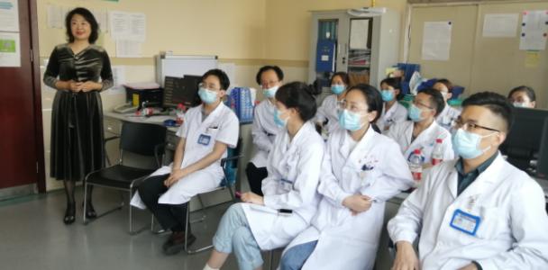 郑大二附院:DRG/DIP下病案首页正确填写规范化培训