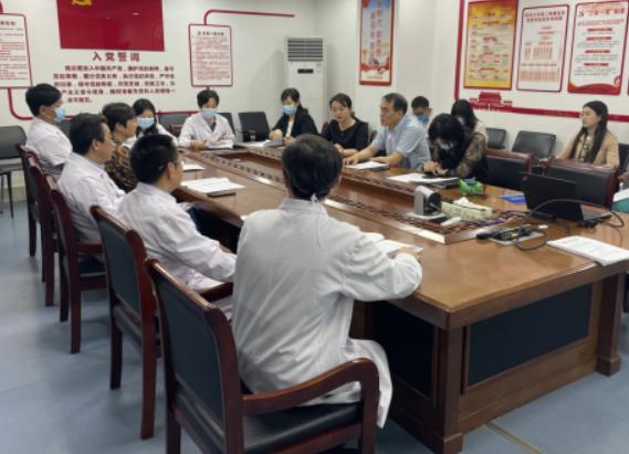 郑大二附院举办抗肿瘤药物临床应用管理办法培训