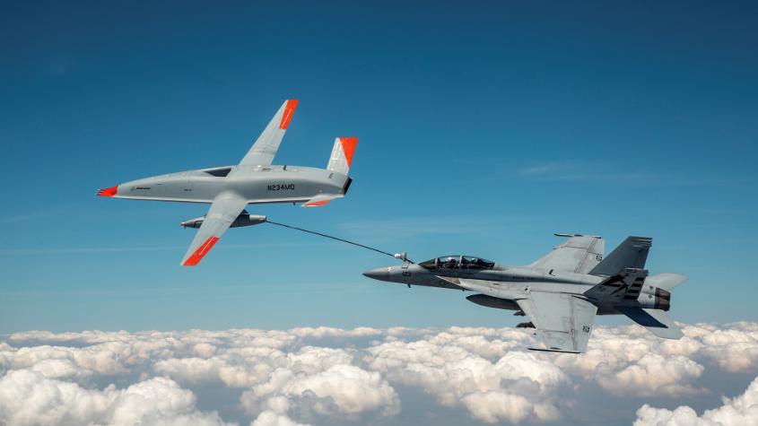 美最新测试的两大无人武器,中国需警惕