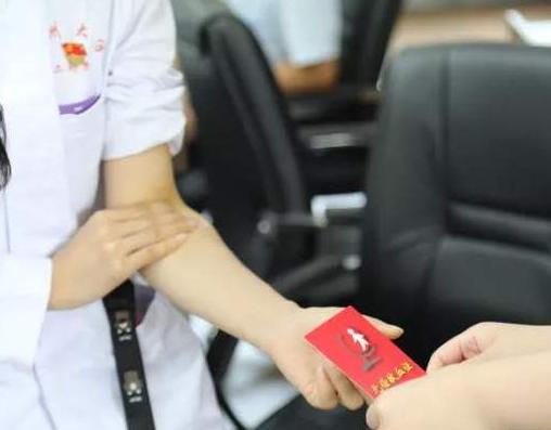 助力汛情血源储备 郑大二附院举行无偿献血活动