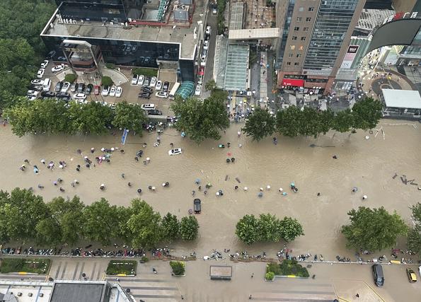 郑大二附院健康科普:暴雨后,您需要注意这些事